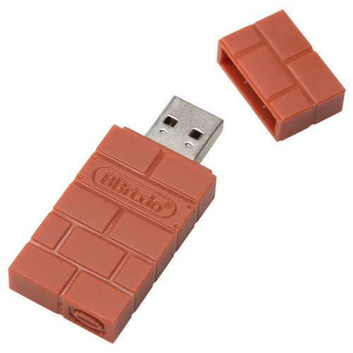 8BitDo USB Wireless Adapter サポートページ