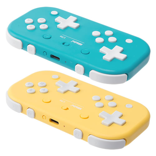 8itDo Lite Bluetooth Gamepad サポートページ